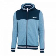 Толстовка GEWO MARANO H18-1 синий серый XS