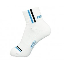 Носки Andro GAME белый синий 35-38