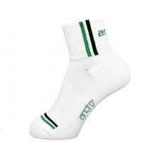 Носки Andro GAME белый зеленый 35-38