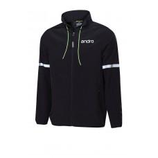 Куртка от костюма Andro NELSON черный зеленый 3XS