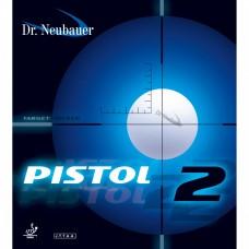 Накладка Dr. Neubauer PISTOL 2 1,6 черная