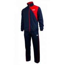 Спортивный костюм TSP TAMEO синий красный S