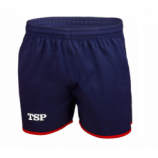 Шорты TSP TARO синий красный 3XS