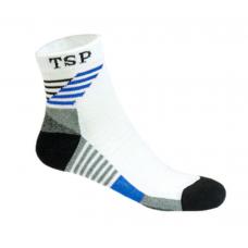 Носки TSP HYPER FLEX белый синий (44-47)