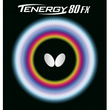 Накладка Butterfly TENERGY 80-FX 1,7 черная*