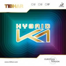 Накладка Tibhar HYBRID K1 Europian Version 2,0 красная