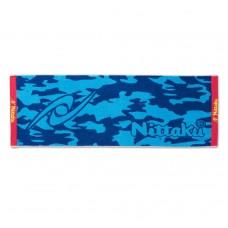 Полотенце NITTAKU CAMOUFLAGE MID синий