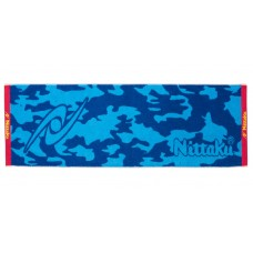 Полотенце NITTAKU CAMOUFLAGE SPORTS синий