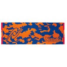 Полотенце NITTAKU CAMOUFLAGE SPORTS оранжевый