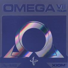 Накладка Xiom OMEGA VII Tour 2,0 красная
