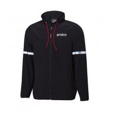 Куртка от костюма Andro NELSON черный красный XS