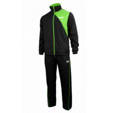 Спортивный костюм TSP TAMEO черный зеленый S