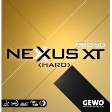Накладка Gewo NEXXUS XT PRO 50 HARD 2,1 красная