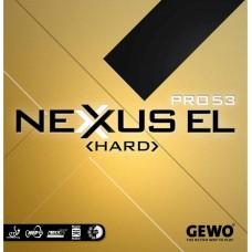 Накладка Gewo NEXXUS EL PRO 53 HARD 2,1 красная