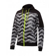 Толстовка Andro COLLINS серый черный XL