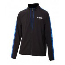 Куртка от костюма Andro LENNOX черный синий 2XS