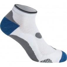 Носки Butterfly SETO короткие белый синий 34-37 (S)