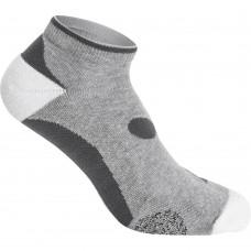 Носки Butterfly SETO короткие серый 42-44 (L)