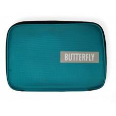 Чехол Butterfly LOGO 2019 одинарный бирюзовый