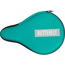 Чехол Butterfly LOGO 2019 по форме ракетки бирюзовый