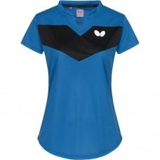Футболка Butterfly TORI женская синий XL