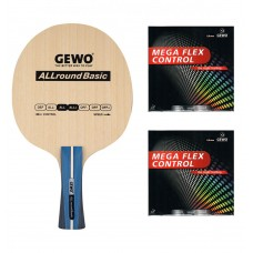 Ракетка профессиональная GEWO (ALLROUND BASIC FL + MEGA FLEX CONTROL)
