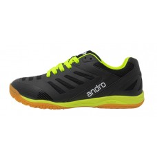 Кроссовки Andro CROSS STEP черный зеленый 3,5(36)(34,5)(22,5)