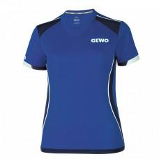 Футболка GEWO MURANO женская синий 3XS