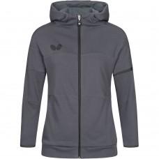 Куртка Butterfly IKEDA женская серый XS