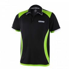 Футболка GEWO MURANO черный зеленый (хлопок) S
