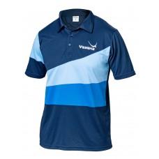 Футболка Yasaka CASTOR синий голубой 3XS