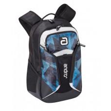 Рюкзак Andro FRASER черный синий