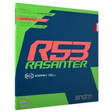 Накладка Andro RASANTER R53 1,7 красная