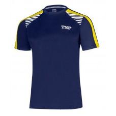 Футболка TSP KUMA  синий желтый 3XS