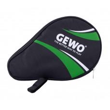 Чехол GEWO MASTER по форме ракетки черный зеленый
