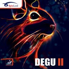 Накладка SPINLORD DEGU II 1,0 красная