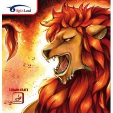 Накладка SPINLORD STRAHLKRAFT 1,0 красная