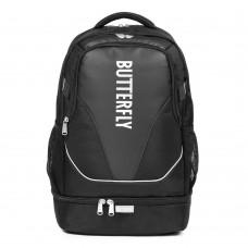 Рюкзак Butterfly YASYO черный серебристый