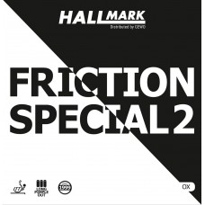 Накладка Hallmark FRICTION SPECIAL 2 OX красная