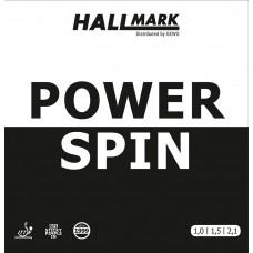 Накладка Hallmark POWER SPIN 1,0 красная