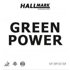 Накладка Hallmark GREEN POWER 1,5 красная