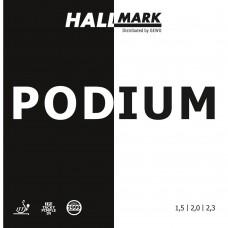 Накладка Hallmark PODIUM 1,5 красная