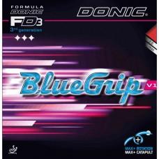 Накладка Donic BLUEGRIP V1 2,0 красная