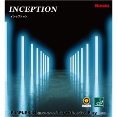 Накладка Nittaku INCEPTION 1,4 (medium) красная