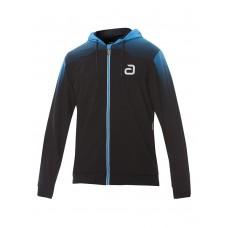 Куртка от костюма Andro SALIVAN черный синий 3XS