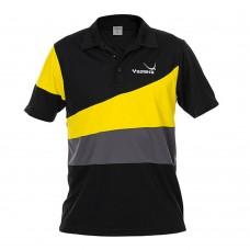 Футболка Yasaka CASTOR черный желтый 3XS
