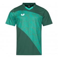Футболка Butterfly TANO зеленый XS