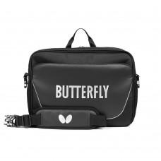 Сумка Butterfly YASYO тренерская черный серебристый