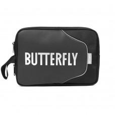 Чехол Butterfly YASYO двойной черный серебристый