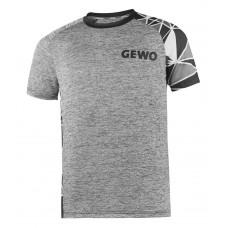 Футболка GEWO ARCO черный меланж XS